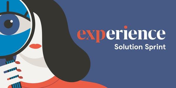 Experience Solution Sprint Logo